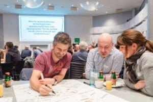 Am Beginn des Projektes HTL Vorarlberg stand ein breit angelegter Beteiligungsprozess